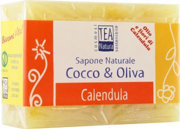 Sapone Naturale con Calendula - Tea Natura | Tea Natura