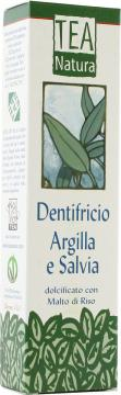 Dentifricio Argilla e Salvia - Tea Natura | Tea Natura