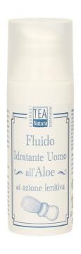 Fluido Idratante Uomo all'Aloe - Tea Natura | Tea Natura
