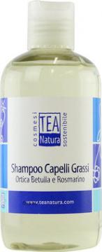 Shampoo Capelli Grassi Ortica e Rosmarino - Tea Natura | Tea Natura