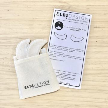 Lunette Occhi in Cotone Organico   ELBI Design