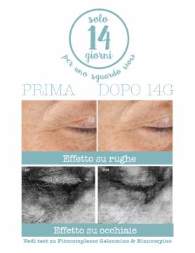 Crema Contorno Occhi 3 in 1 | La Saponaria