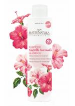 Shampoo Capelli Normali all'Ibisco | MaterNatura