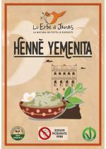 Hennè Yemenita Rosso Caldo | Le Erbe Di Janas