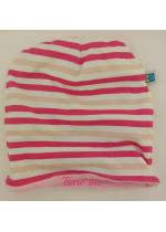 Cappellino/Beanie Pink Stripes tg.L | OhMama!