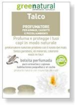 Profumatore per Armadi e Cassetti Talco | Greenatural