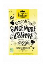 Zenzero e Limone Infuso Bio | Ramon Nature