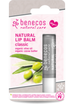 Classic Natural Lip Balm | Benecos