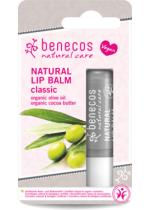 Classic Natural Lip Balm | Benecos