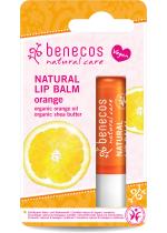 Orange Natural Lip Balm | Benecos