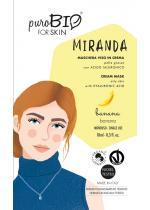 Banana - Maschera Miranda | Purobio