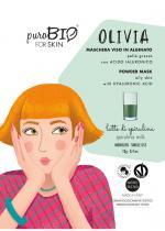 Latte di Spirulina - Maschera Olivia | Purobio