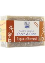 Sapone Naturale con Argan e Ghassoul - Tea Natura | Tea Natura